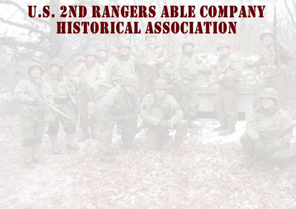 U.S. 2nd Rangers Able Company